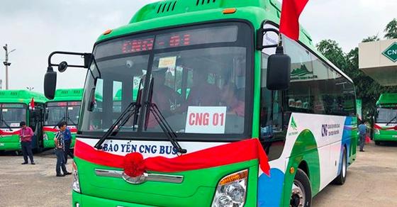 Báo giá quảng cáo trên xe Bus Miền Bắc