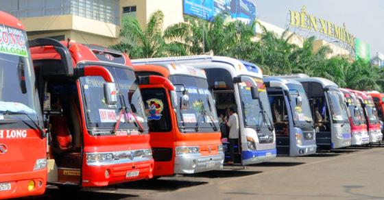 Báo giá quảng cáo trên xe Bus Miền Đông Nam Bộ