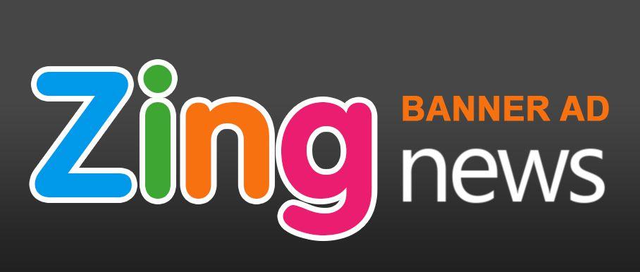 Báo giá quảng cáo banner trên zing.vn