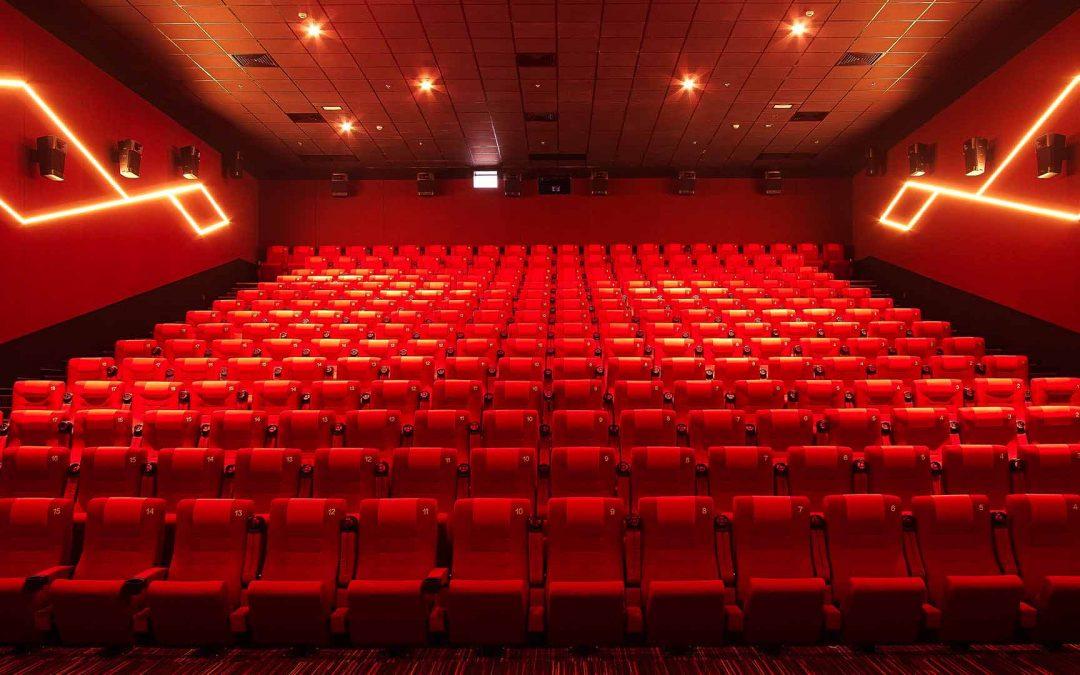 Một số hình thức quảng cáo tại các rạp chiếu phim trên toàn quốc