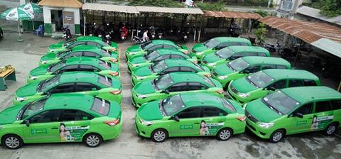 Quảng cáo trên xe taxi tại Hà Nội cùng những hiệu quả cho doanh nghiệp